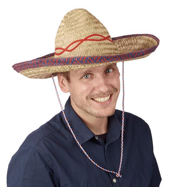 Sombrero Hut geflochten