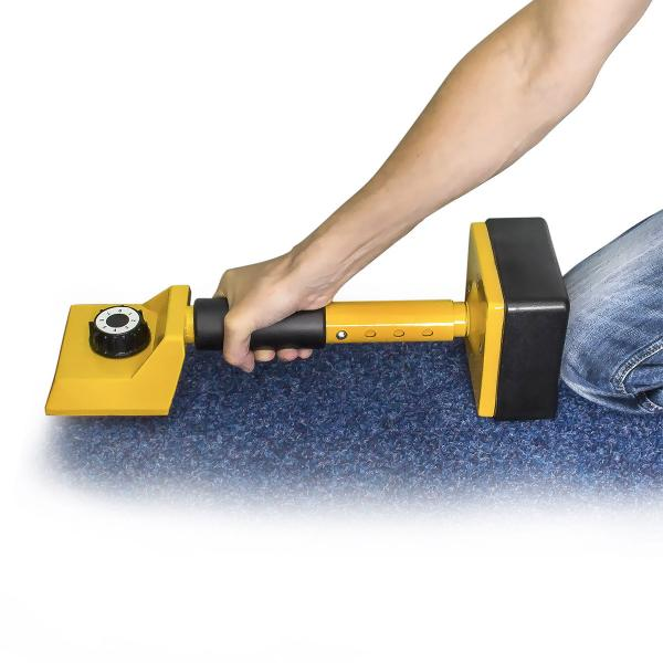 !Stretcher zum Teppich verlegen