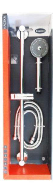 Duschwandstange Brauseset Wandhalterung Brauseschlauch Brause Befestigungsmaterial Serie Kosmos Chrome Angeboten wird hier 1 Posten = 100 St