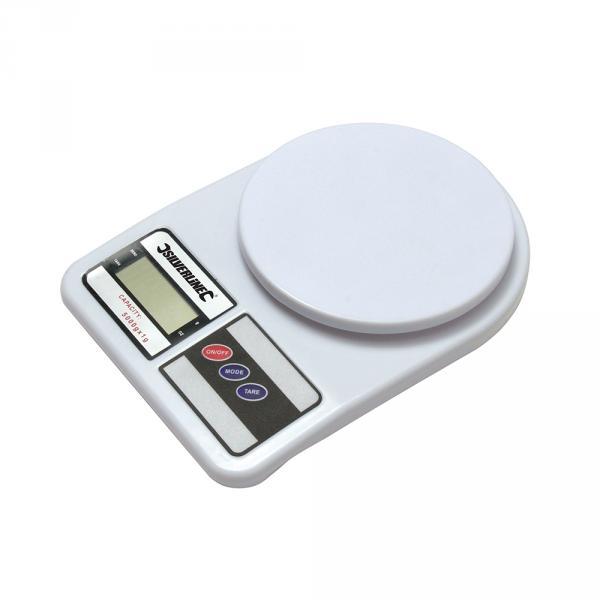 Digitalwaage, Max. 5 kg