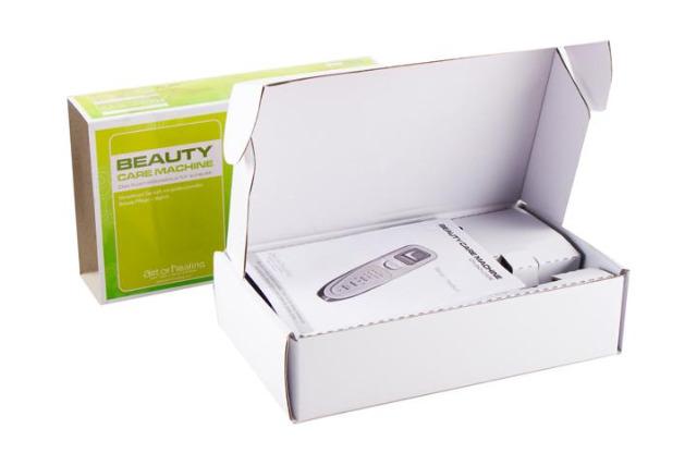 ca. 590 Stück Beauty Care Machine Gesichtspflege Restposten