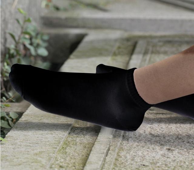 Garcia Pescara 6 Paar Sneaker Socken in schwarz Gr. 40-46 aus Baumwolle Füßlinge Sportsocken Herrensocken Damensocken Herren Damen Herr