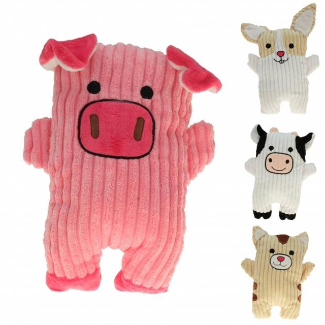 10-151070, Plüsch Farm-Tiere 25 cm, Plüschtier, Farmtiere