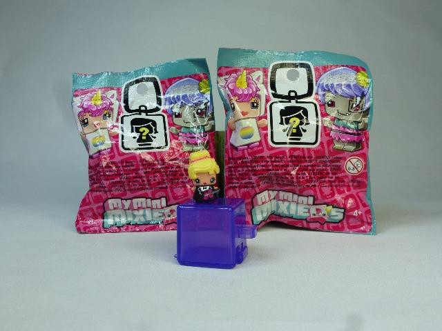 Mattel My Mini MixieQ's Sammler Puppen im Überraschungsbeutel