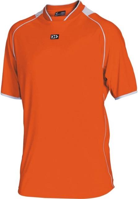 Orange Hummel Kurzarm London T-Shirts - 164/S