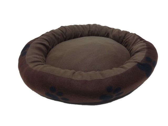 Braune Hundekörbe / Tierbetten