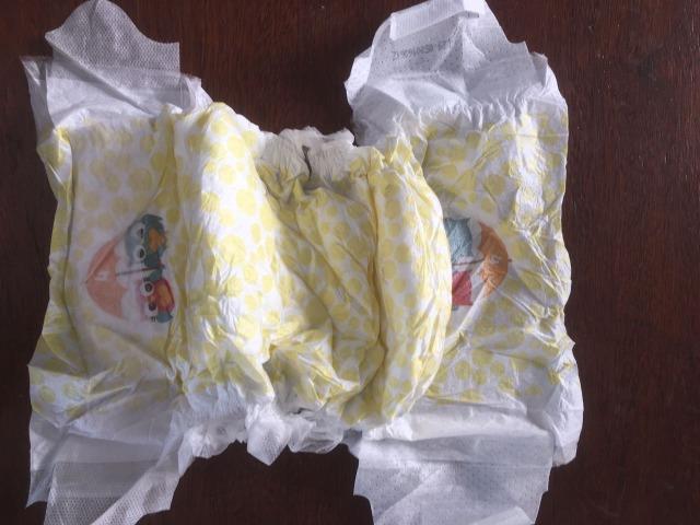 Baby Windeln in Ballen // Baby Diapers in Bales made in Spain