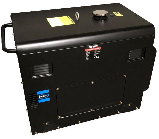 dieselgenerator starkstrom stromerzeuger 5kw generator. Black Bedroom Furniture Sets. Home Design Ideas