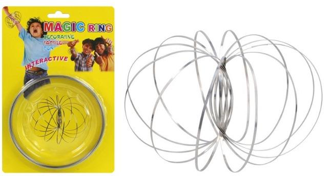 27-45451, Magic Armband 13 cm, Flow Ring Fun 3D, TOP TRENDY++++++