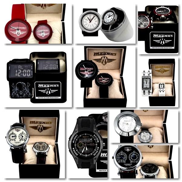 Hochwertige Uhren, neu und mit Etui