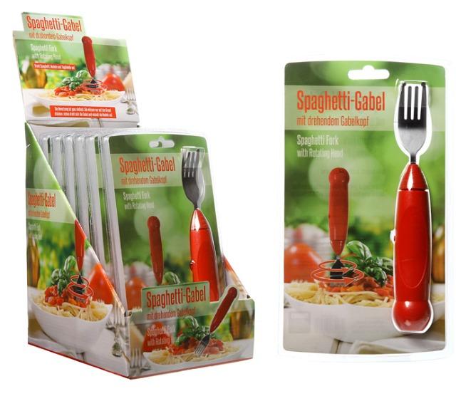 17-91049, Drehende Spaghetti Gabel, elektrisch