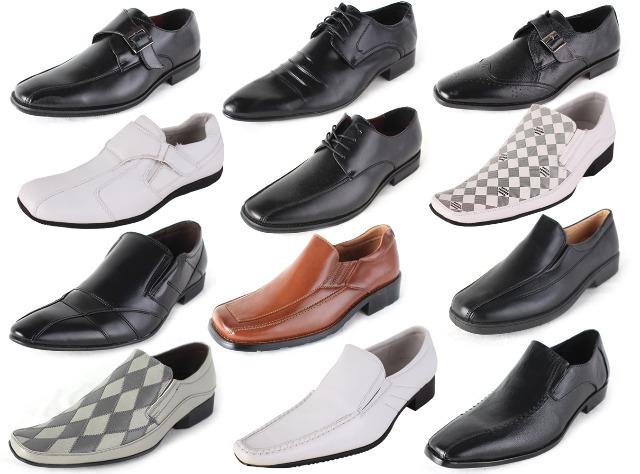 Mixposten Herren Men Freizeit Business Schuh Halbschuh Schnürschuh Schuhe Shoes Slipper nur 6,90 EUR