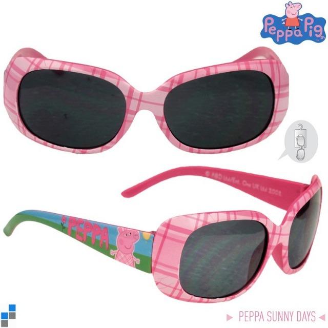 Sonnenbrille im Hänge Blister Peppa Pig