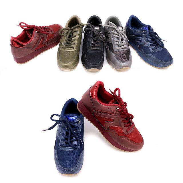 Damen Freizeit Sport Schuhe Sneaker Boots