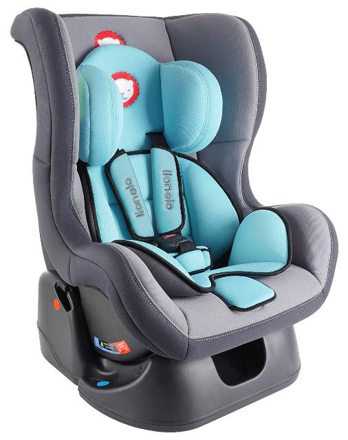 Lionelo Liam Autokindersitz in türkis Autositz Kindersitz 0-18 kg Gruppe 0+/I Reise Urlaub unterwegs Auto KFZ Baby Kind Kleinkind