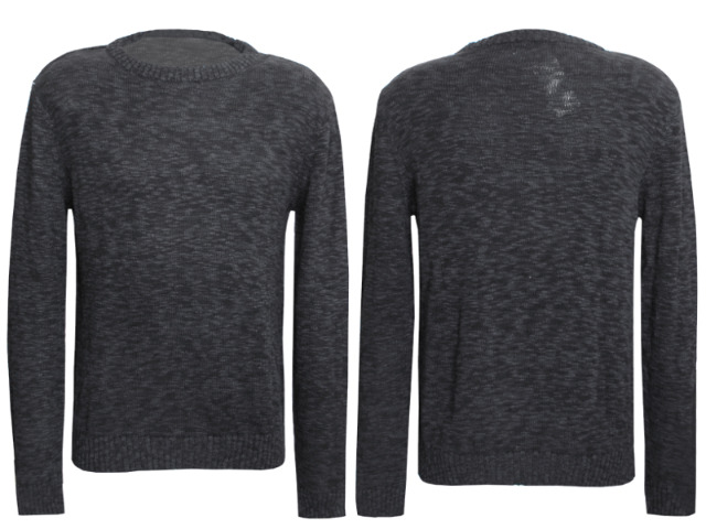 Men S Sweaters Cubus Sweatshirts Gray Black Warm 15537571