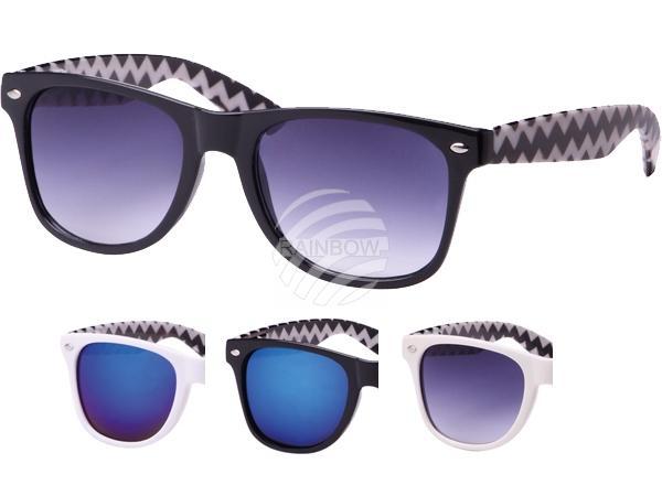 Damen und Herren Sonnenbrille Vintage Retro