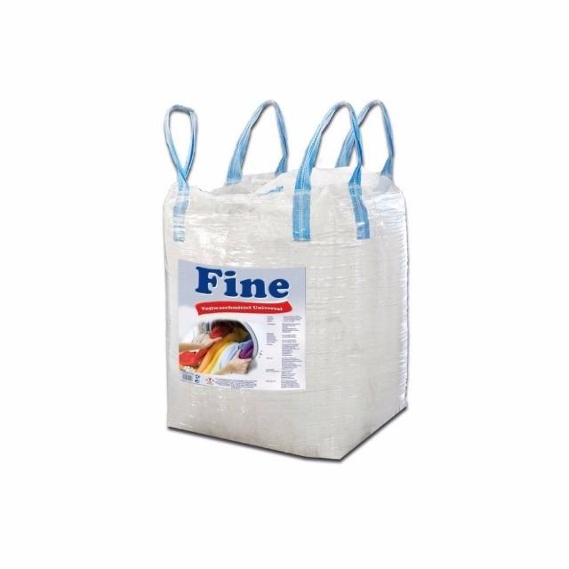 Fine, Waschpulver, Premium, Vollwaschmittel, Big Bag 1000Kg Netto
