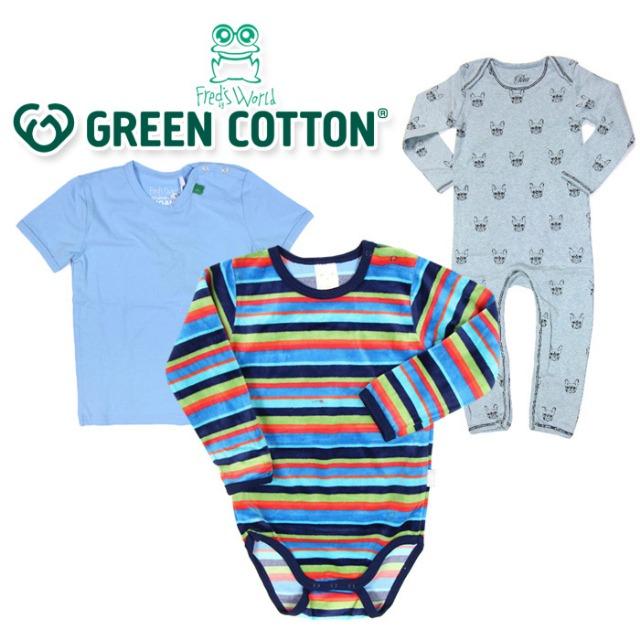 GREEN COTTON&FIXONI kids clothes wholesale