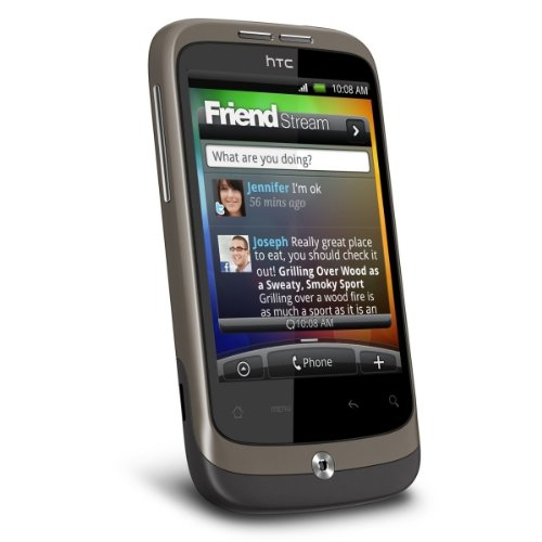 HTC Wildfire A3333 Android 2.1, 5 Megapixel