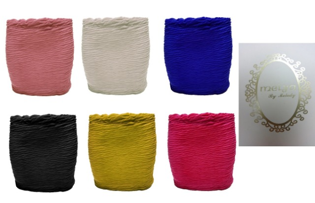 6 Farben Frauen Miniröcke - Zerknitterte