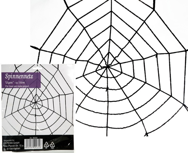 17-90059, Spinnennetz
