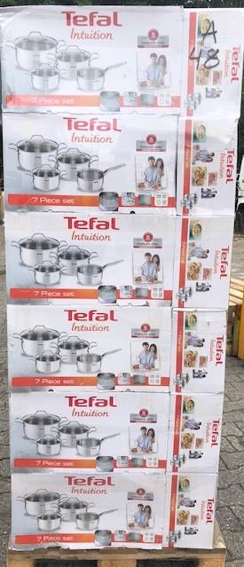 TEFAL TOPFSET 7TLG TEFAL