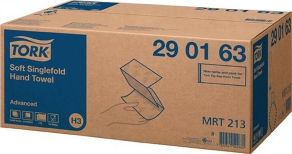 Handtücher TORK 2-lagig, weiß L230xB250ca.mm f.9000474162/-169 3750 Tücher/VE