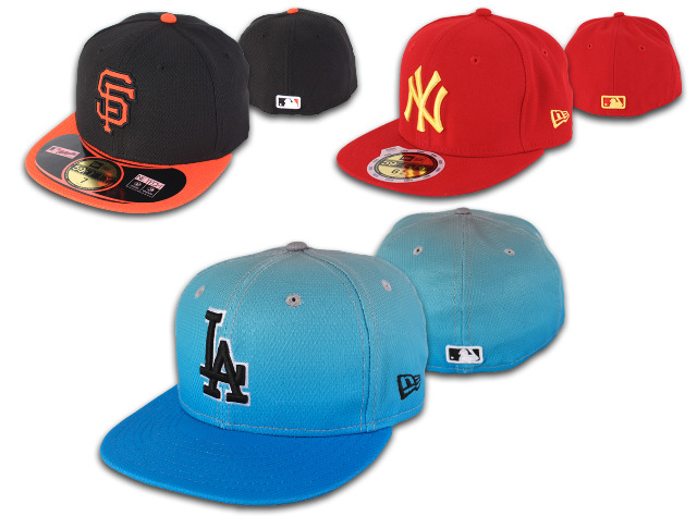 Original New Era Basecap Cappy New York Yankees Chicago Bulls LA Dodgers Cap Caps Mütze Rapper Hip Hop Skate - 8,95 Euro