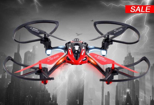 Quadcopter 2,4GHz 6052 mit wifi