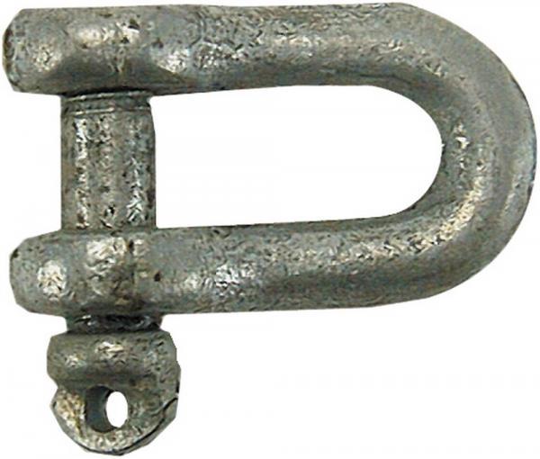 Schakel Verzinkt Din 82101 Form A Mit Augbolzen 1 6to 20mm