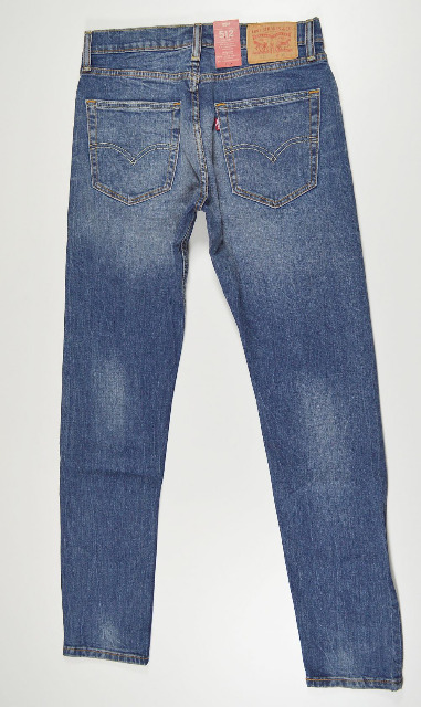Levis 512 Slim Taper W30L32 Stretch Jeans Hosen 4-1307