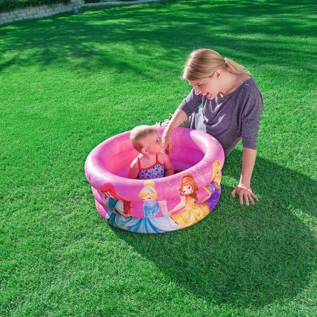 91046 Baby-Swimmingpool-Disney-Prinzessin ?70cm x H30cm