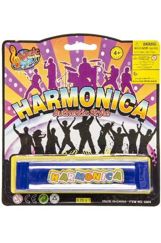 21-9122, Mundharmonika