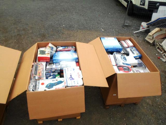 Mischpalette Mixpalette Mixbox Retourware Haushalt und Elektro 100€ ALDi Penny Rewe Retouren