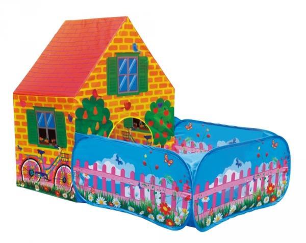 Spielhaus Outdoor active Pop-up