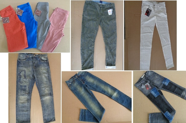 Hosen und Jeans in Mix  von CARLINGS