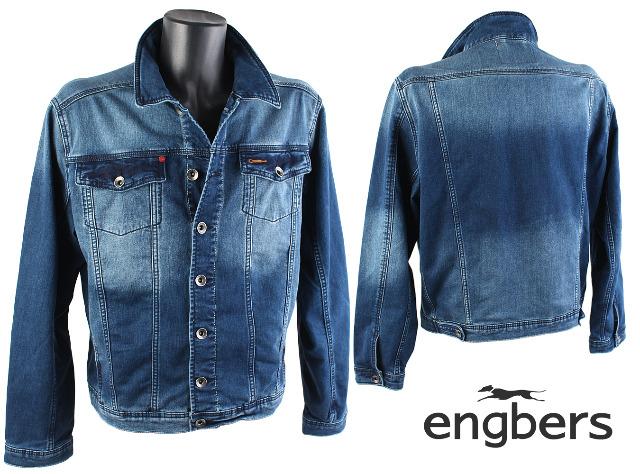 Original Engbers Herren Jeansjacke Denim Jeans Jacken Freizeitjacke Jacke nur 11,90 Euro