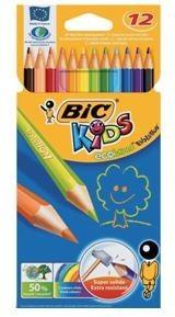 12-20060963, Bic Kids Evolution Buntstifte 12er Set, Malstifte