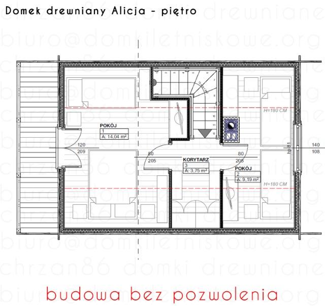 HOLZHAUS ALICJA 62 + 18 m2 NEU