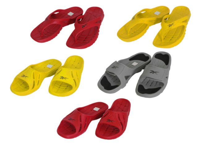 REEBOK Men's slippers Sports shoes to the pool Occasion