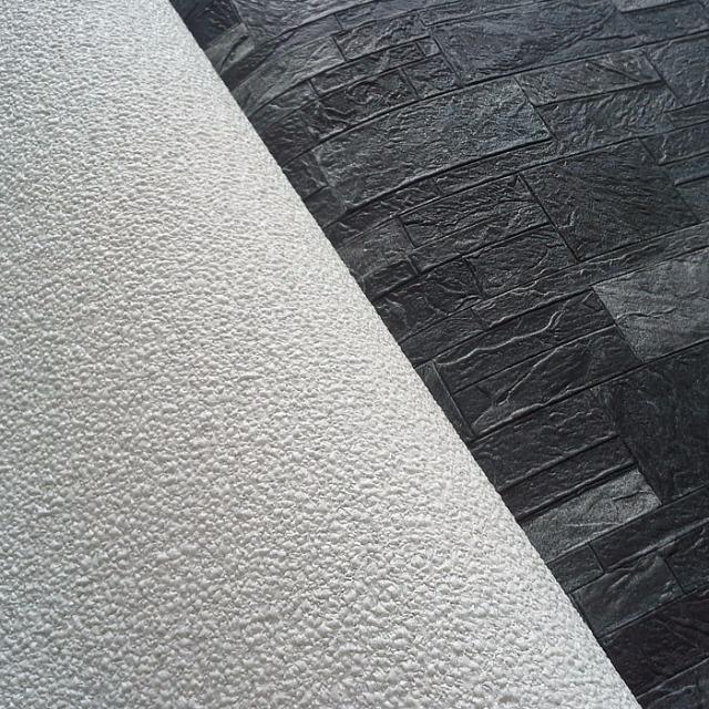 3D Stein Vliestapete EDEM 918-39 XXL geprägte Naturstein Bruchstein-Optik schiefergrau dunkelgrau 10,65 qm