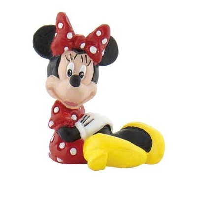 27-83902, DISNEY Bullyland Minnie Mouse Spielfigur