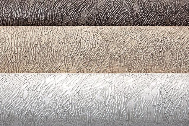 Relativ Uni Tapete EDEM 9009-24 Vliestapete geprägt mit abstraktem Muster NN79