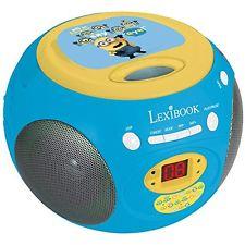 CD Player,Kinder CD Player Minios