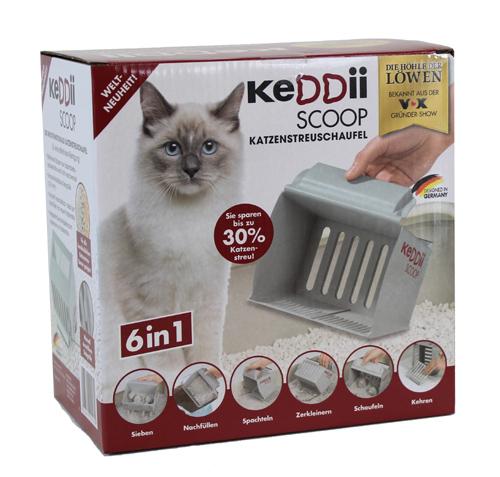 Katzenstreuschaufel - KeddiiScoop