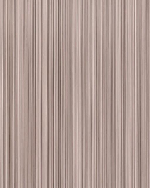 Uni-Tapete EDEM 598-23 Geprägte Tapete strukturiert mit Streifen matt blass-braun beige-braun 5,33 m2