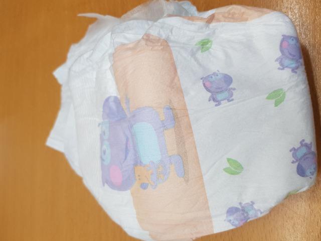 Baby Windeln in Ballen // Baby Diapers in Bales made in Australia