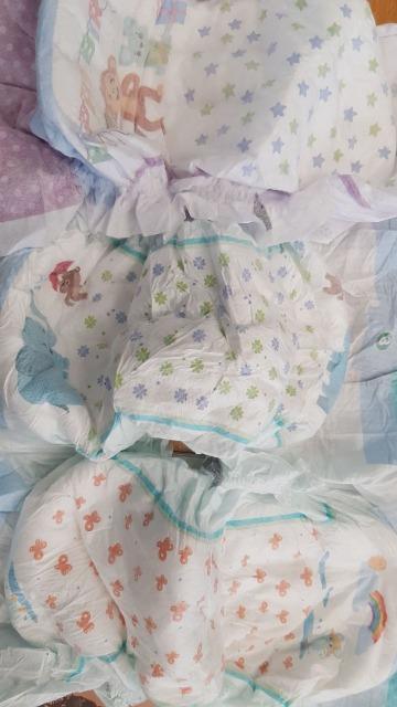 Baby Windeln in Ballen // Baby Diapers in Bales made in CZ