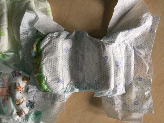 Baby Windeln in Ballen // Baby Diapers in Bales made in Germany